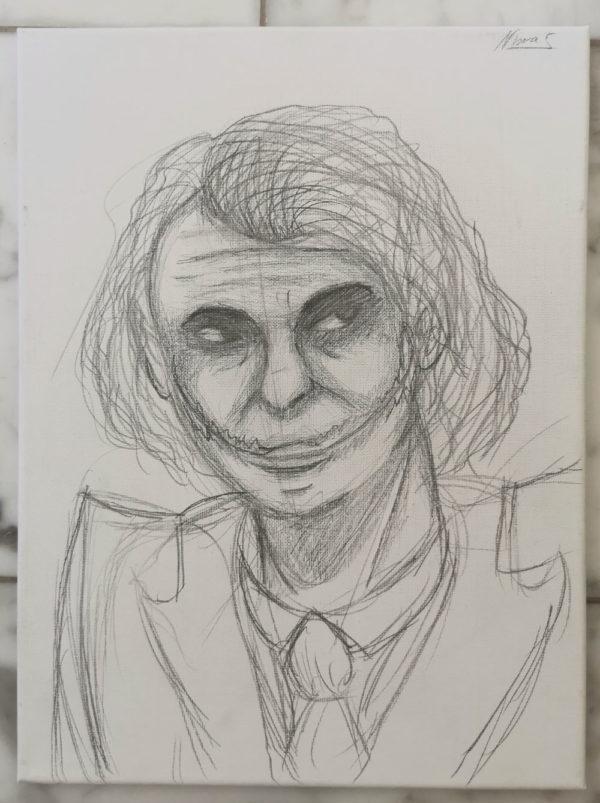 Joker - Leinwand 2017