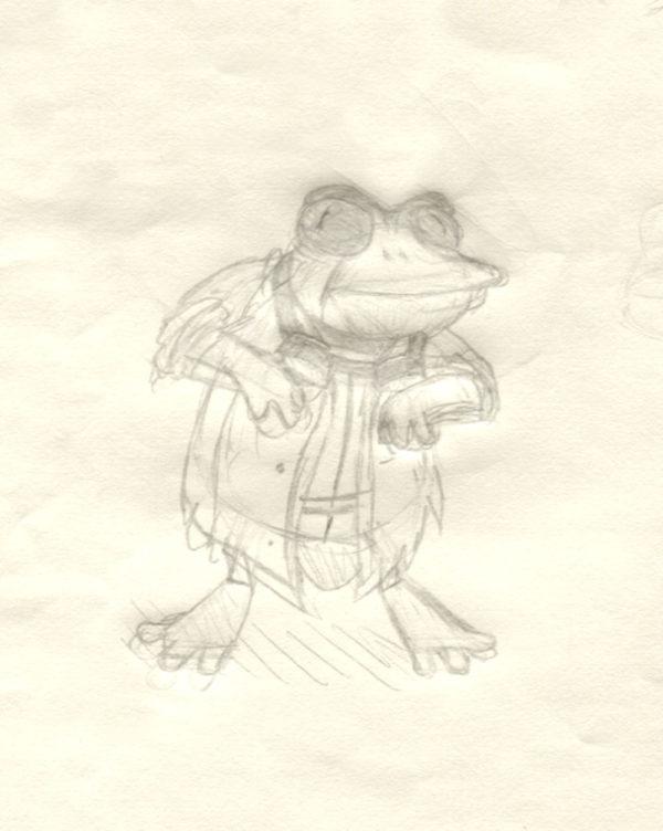Professor Frosch 2 - 2017