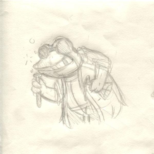 Professor Frosch 1 - 2017