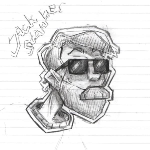 Jack Stauber Portrait - 2020
